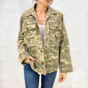 (CURRENT/ELLIOTT) The Militia Como Army Jacket